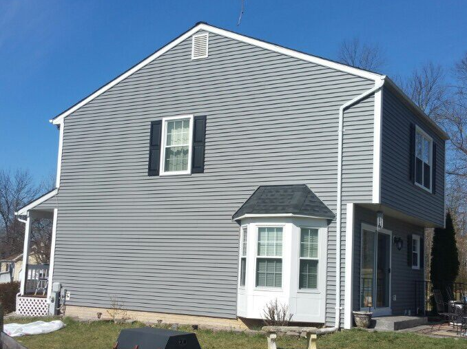 Siding designed to protect your home from weather and temperature!