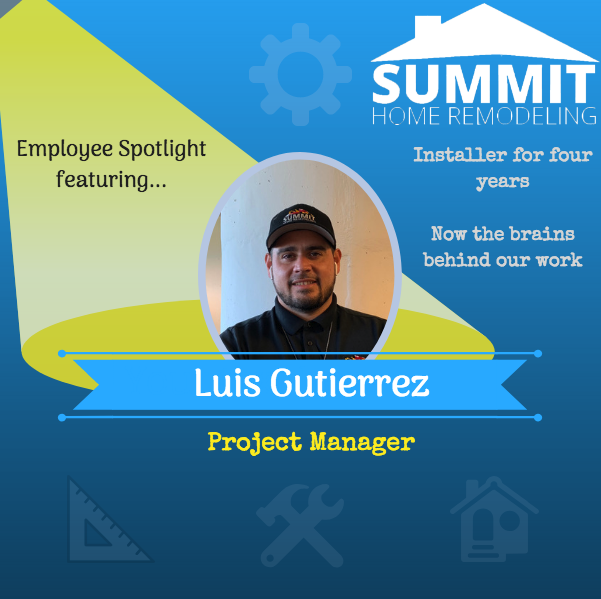 Meet Luis, our Project Manager!