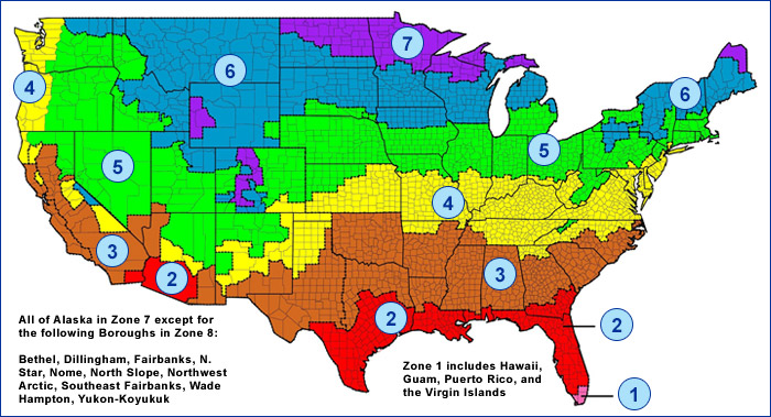 Source:    Energy Star     R-Value recommendations according to area. Maryland and Virginia recommends R-38!
