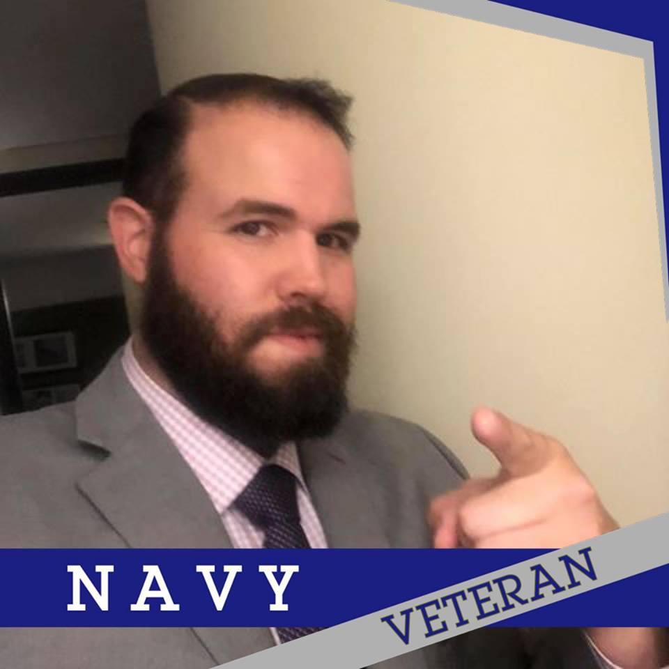 Todd is a proud Navy Veteran!