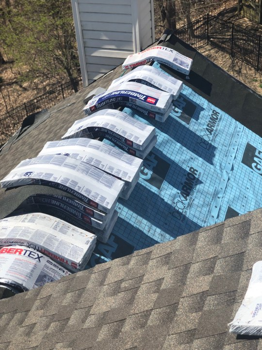 Lasting up to 50 years, architectural roofs are an affordable option we couldn't recommend enough!