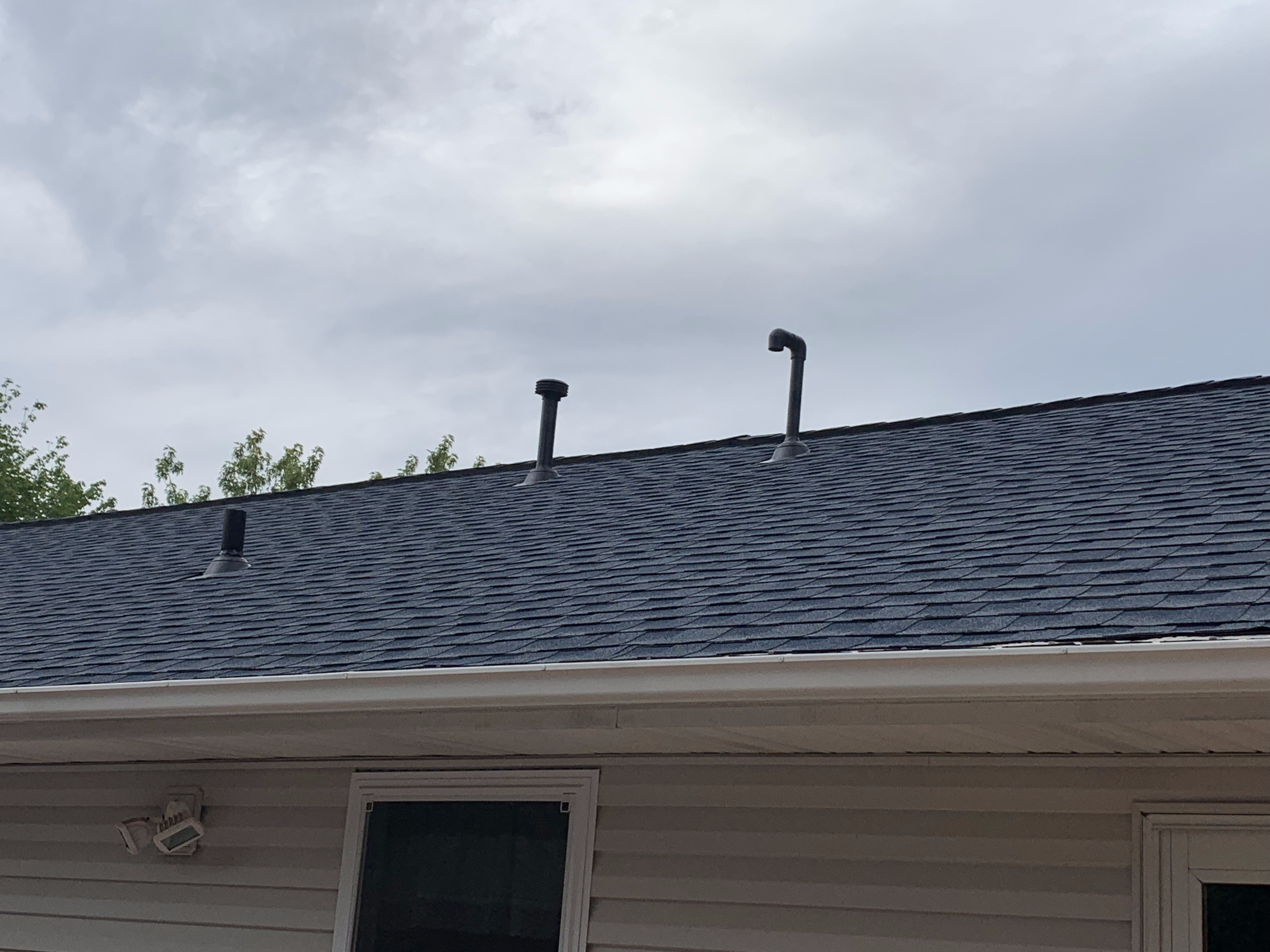 No more rot - this roof will last a lifetime.