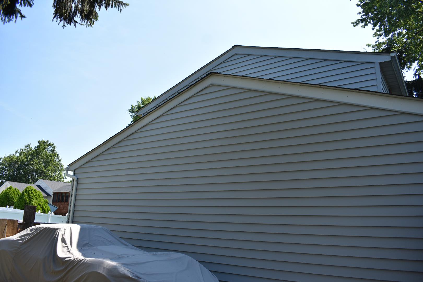 Siding covers the entirety of a home - insulating it throughout guarantees savings on your energy bill!