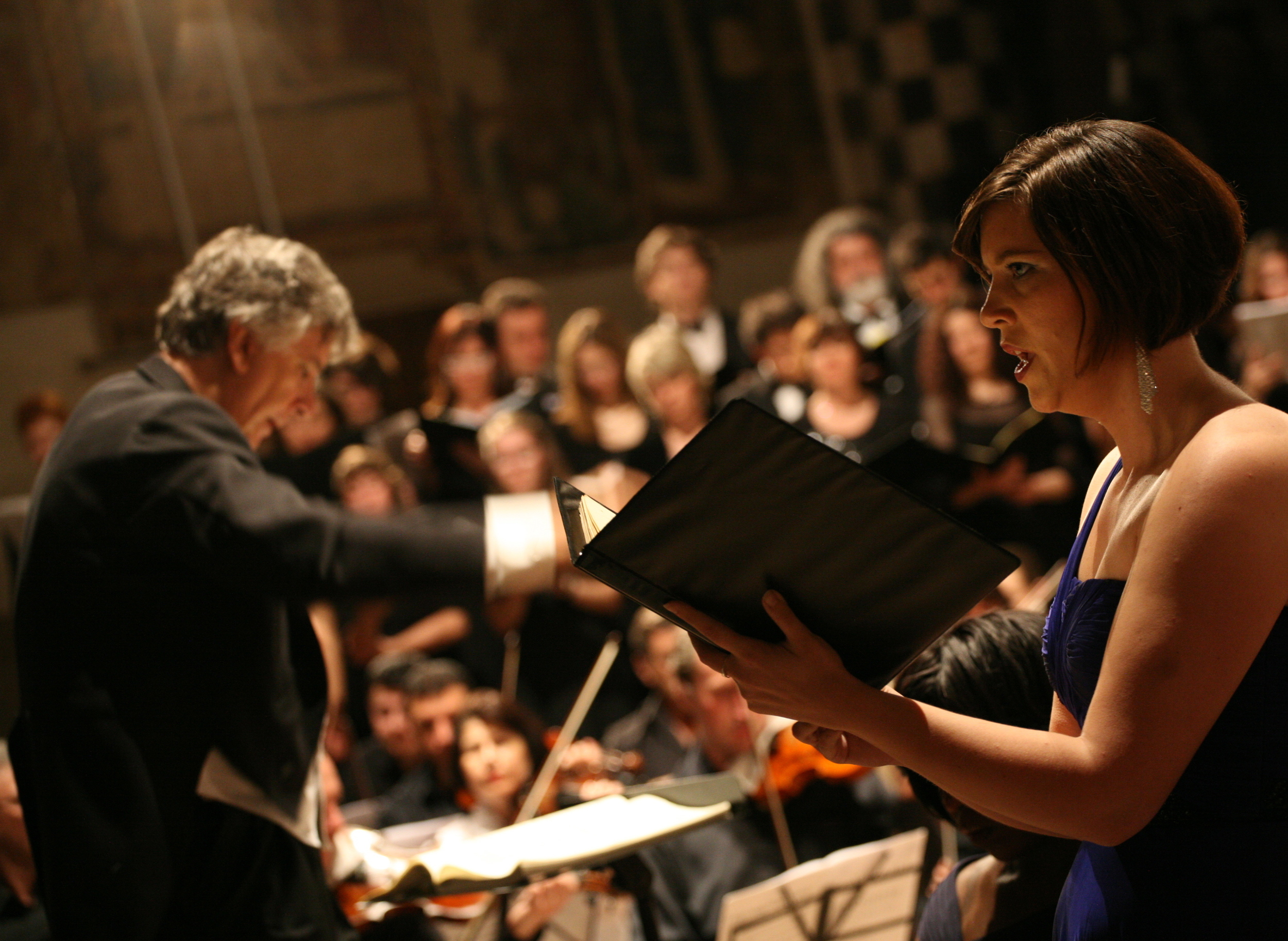 Verdi Requiem with the Alba Music Festival