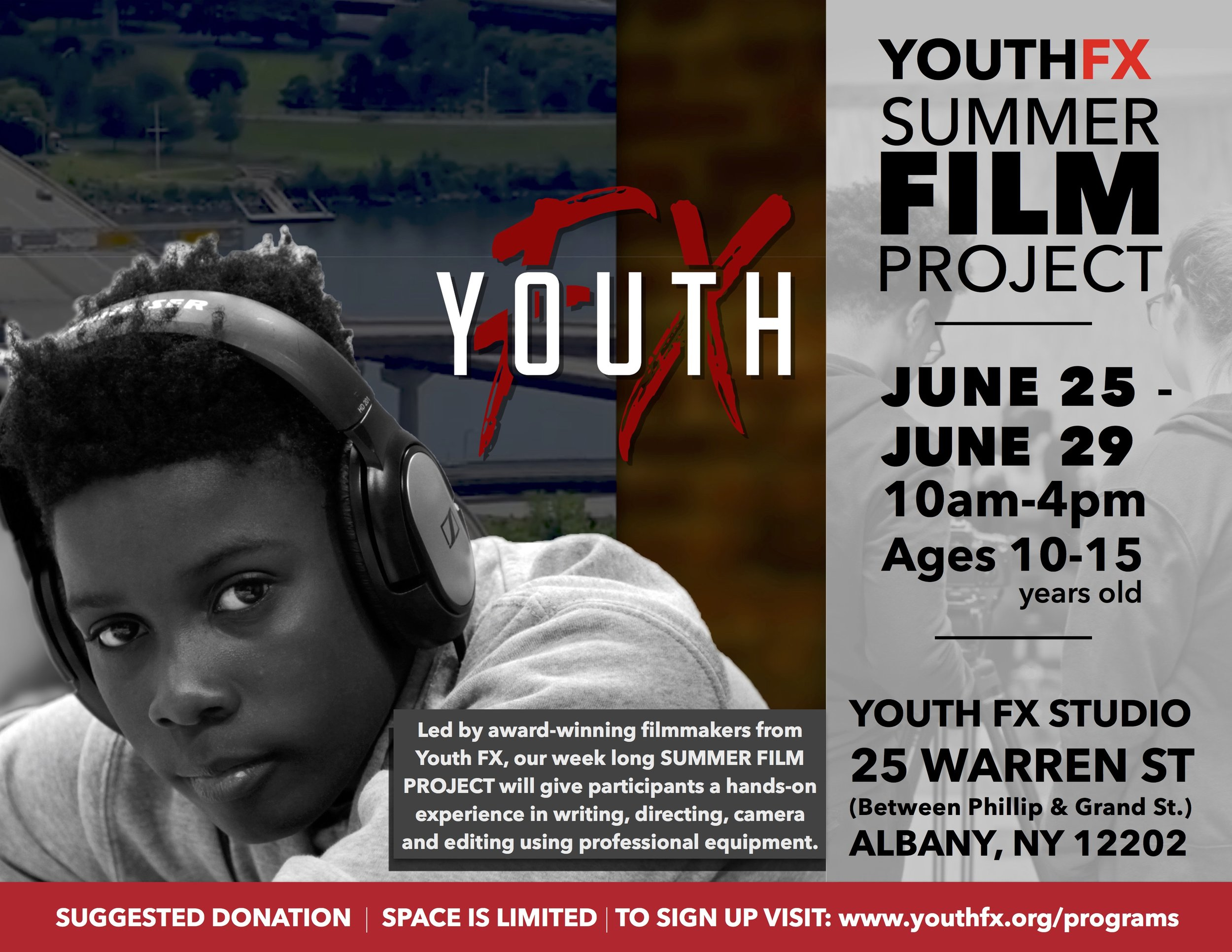 Youth Programs — Youth FX