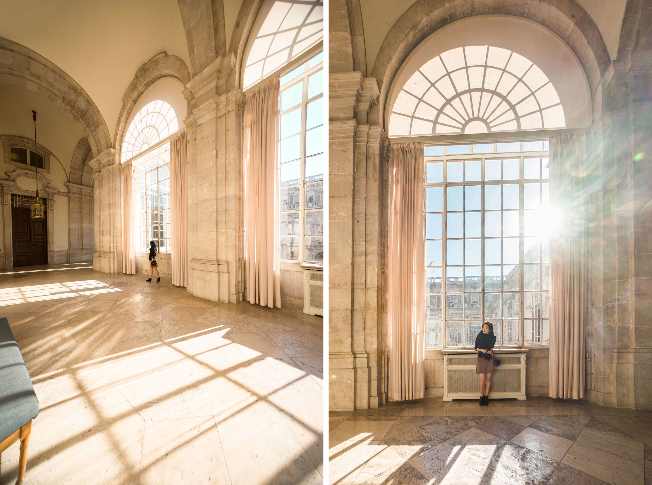 Wander from one ornate room to another at  Palacio Real de Madrid