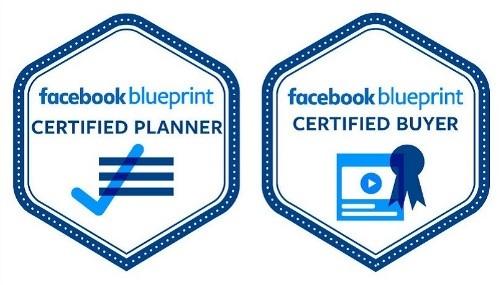 Facebook Planner & Buyer Certification Badges