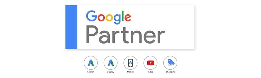 Google Partner Certification Badge
