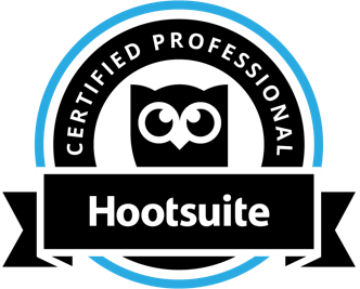 Hootsuite Certification Badge