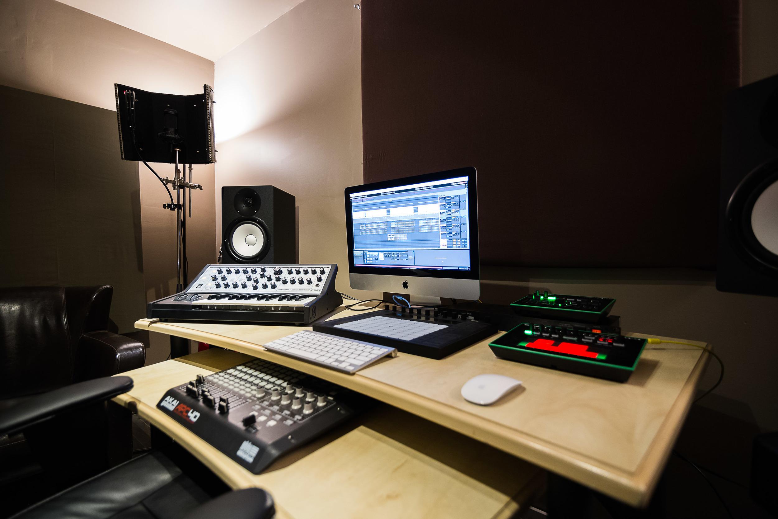 Make music at home in Edmonton