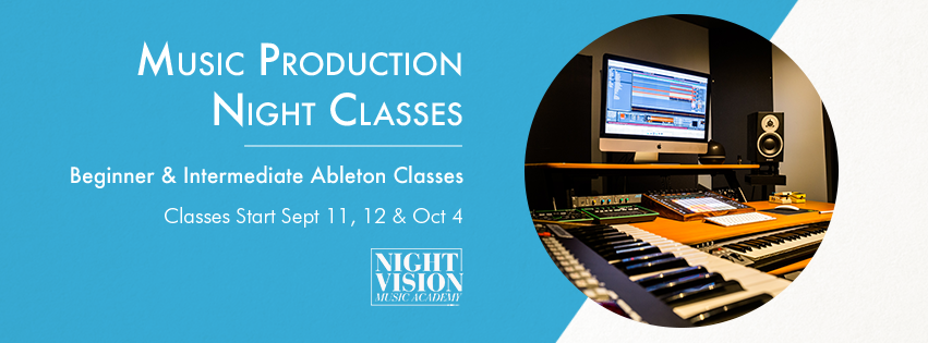 Ableton Music Production Edmonton
