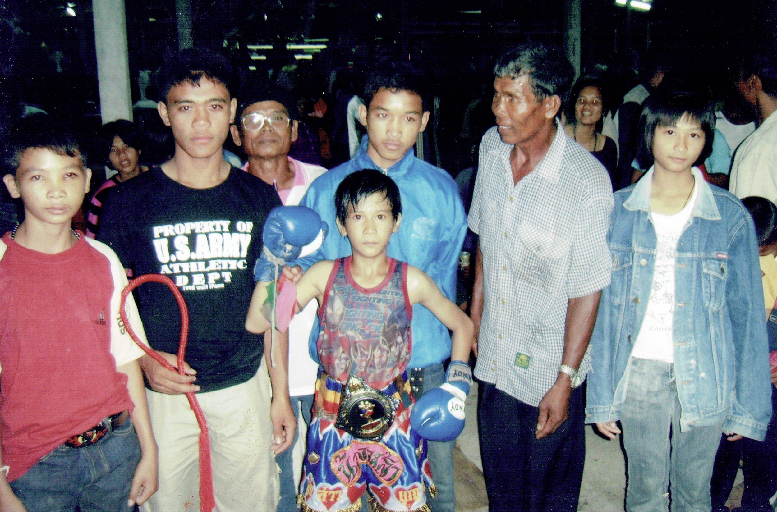 Lookboonmee Muay Thai Gym