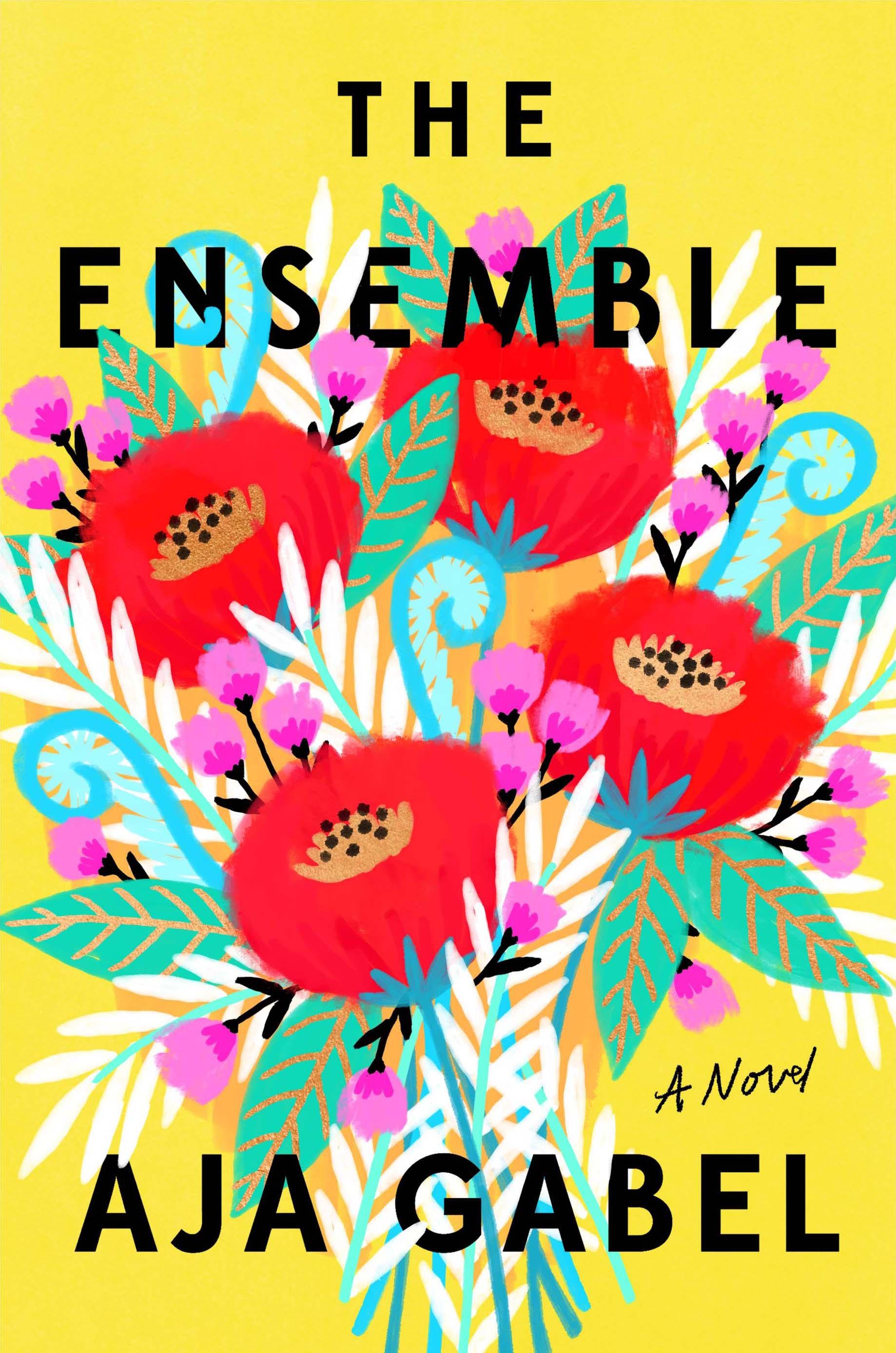 the ensemble, aja gabel, book, novel, fiction, riverhead