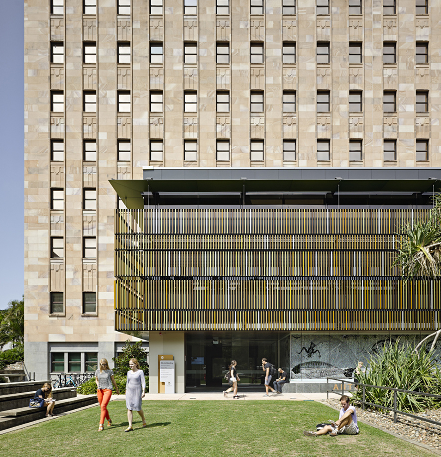 UQ Michie Building Refurbishment