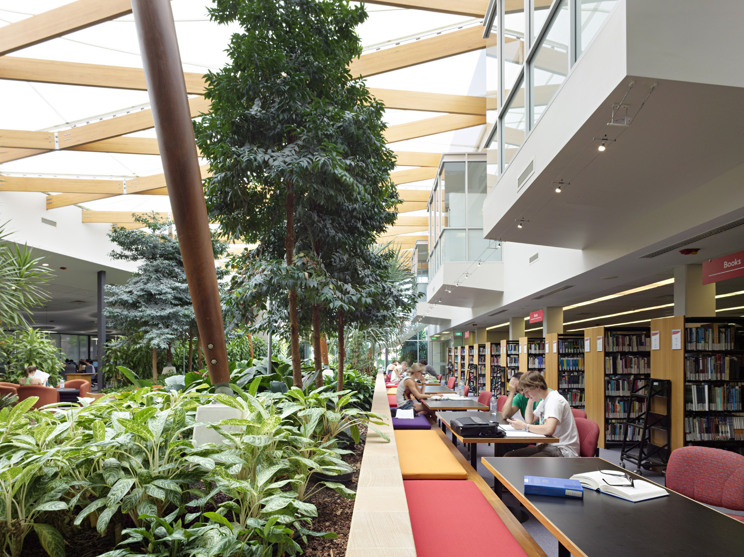 UQ Resource Centre — Wilson Architects