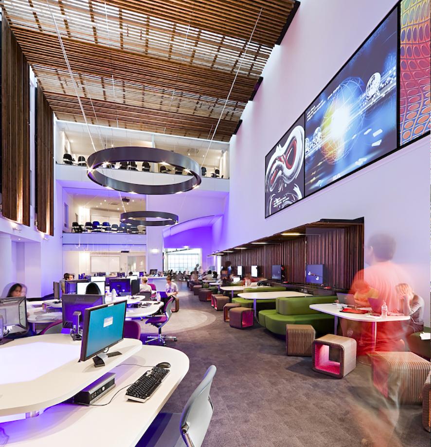 Bond University Multimedia Learning Centre