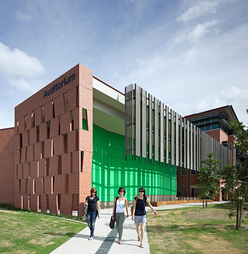 UQ Ipswich Campus Auditorium
