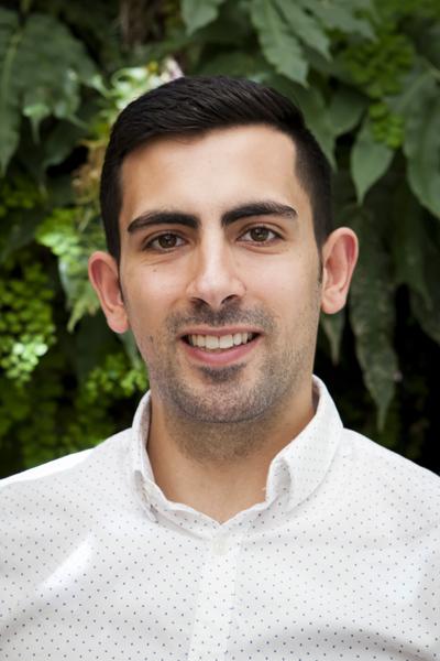 Luis Sidonio,   Architectural Graduate