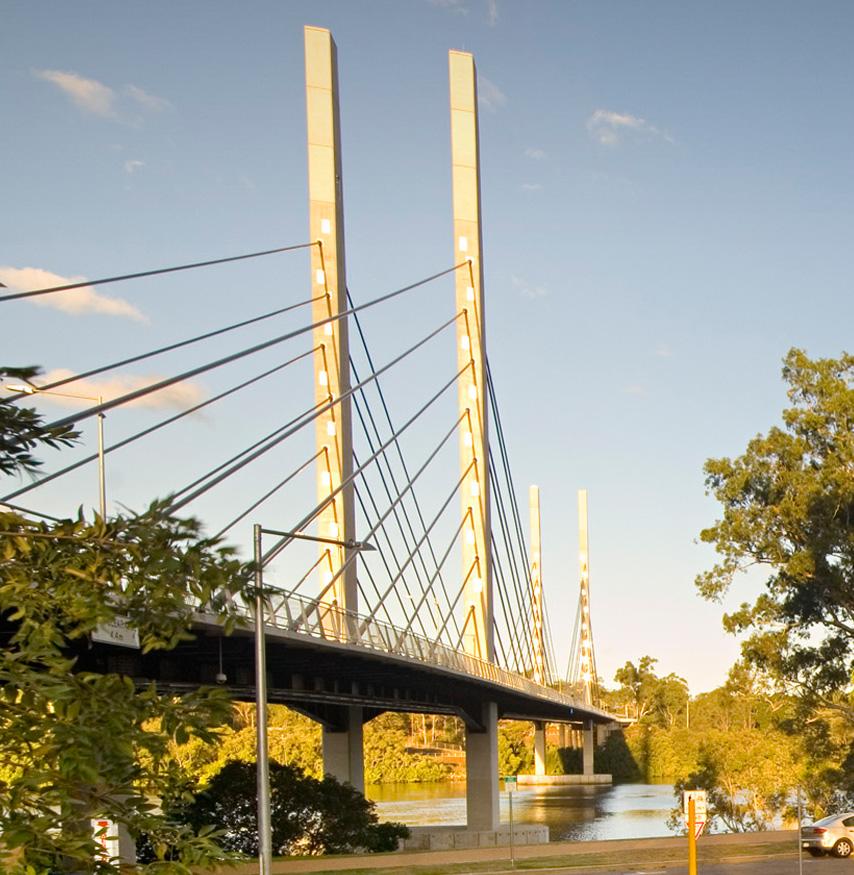 Eleanor Schonell Bridge, Dutton Park