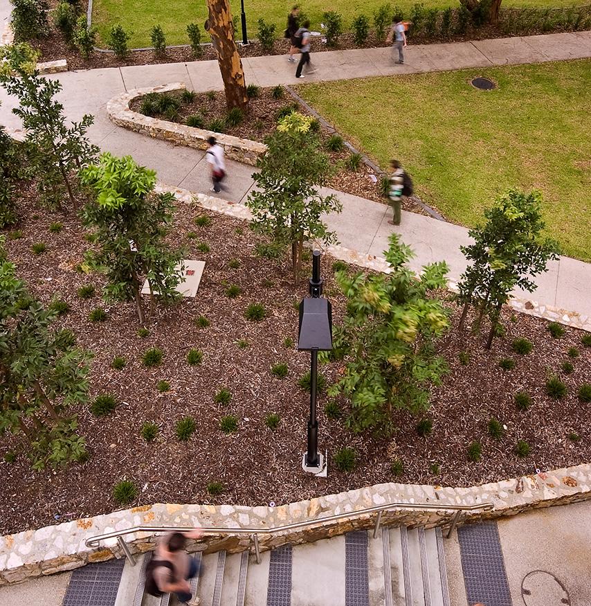 UQ Campus Enhancement Project, St Lucia