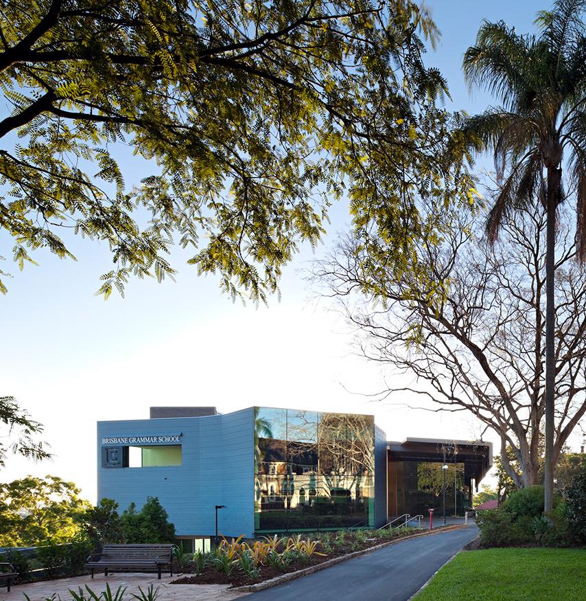 Brisbane Grammar School, Lilley Centre