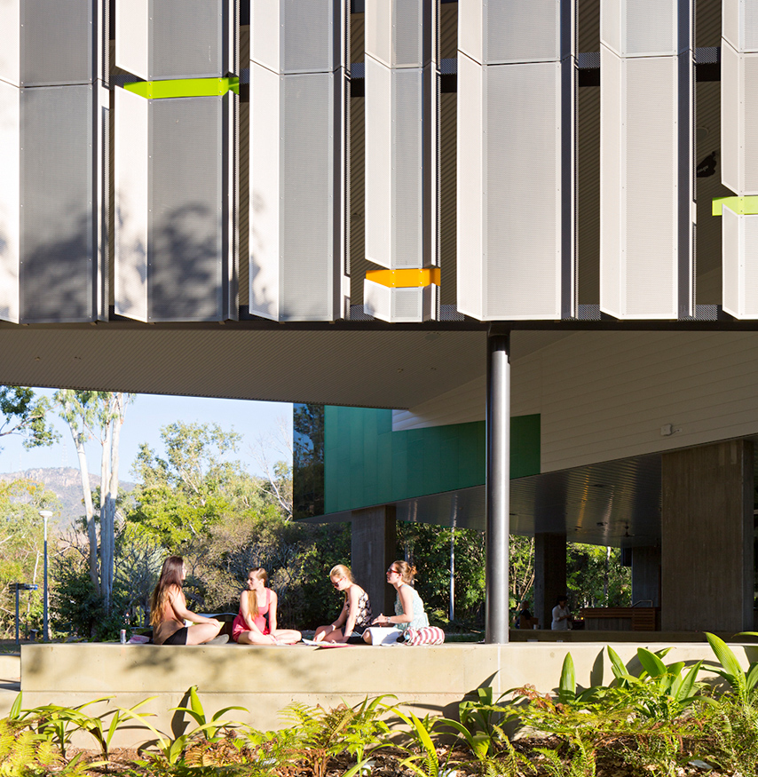 JCU Education Central, Townsville