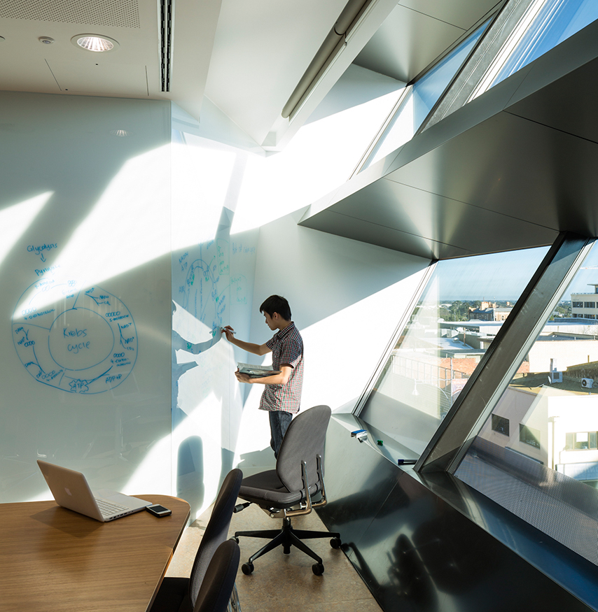 University of South Australia Jeffrey Smart Learning Centre