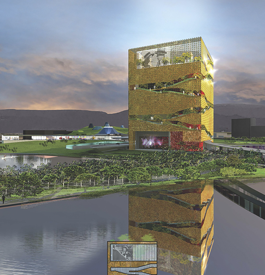 Gold Coast Arts Precinct, Design Competition