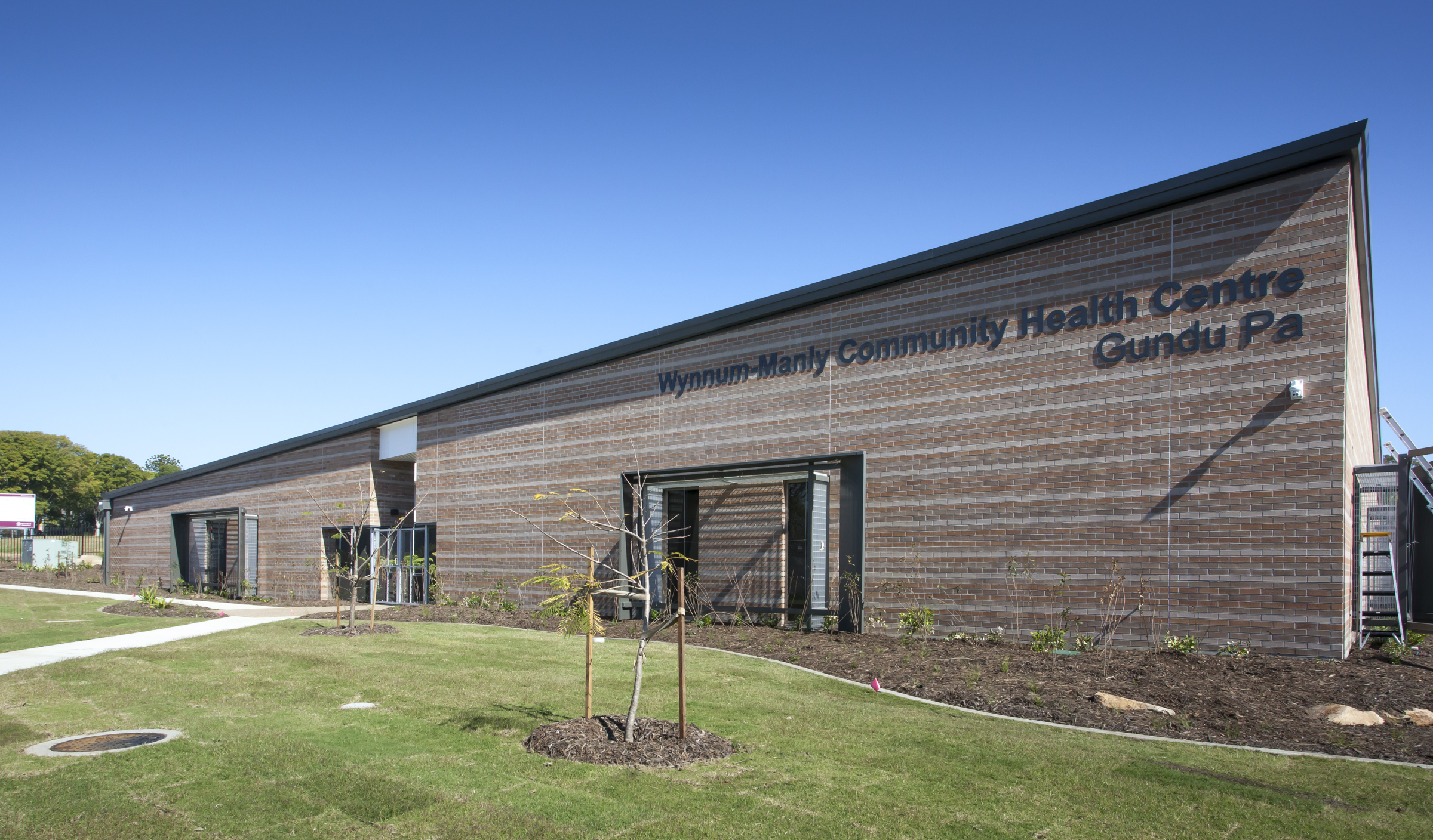 Wynnum Manly Community Health Centre, Gunda Pa
