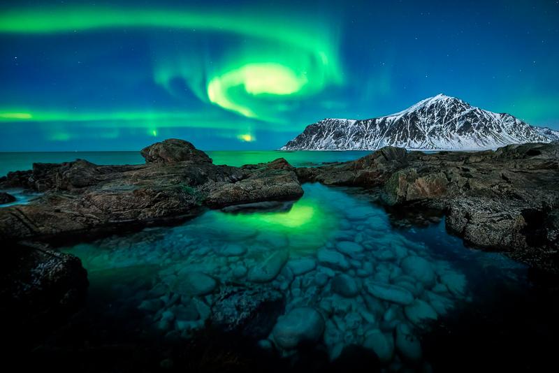 Norway Winter experience in Lofoten - January 28 - February 6, 2020 - Winter Workshop