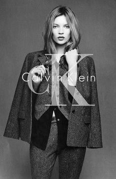 Super model: Kate Moss
