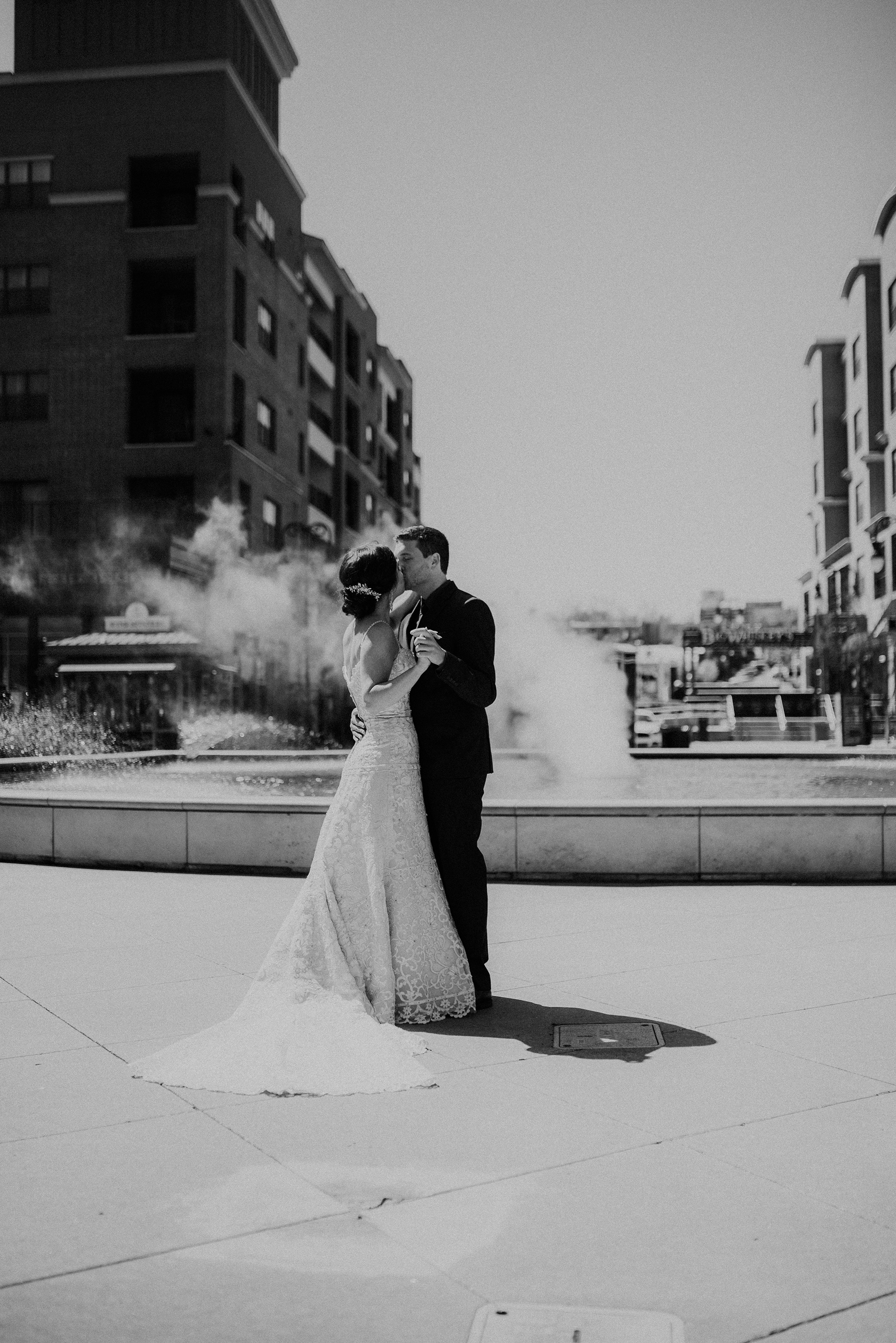 Saskatoon wedding photographer. Intimate weddings and elopements. Capturing the beauty of your love story, as it is.