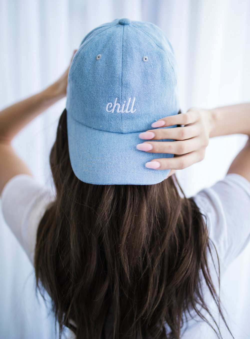 Chill Hat in Blue