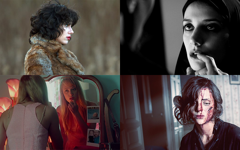 Under The Skin, A Girl Walks Home Alone At Night, It Follows, Shrew's Nest