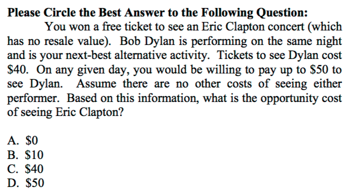 opportunity-cost-question