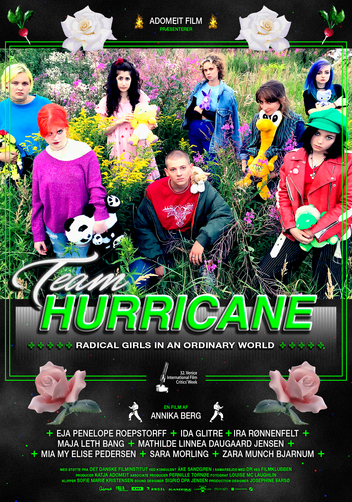 Team Hurricane plakat