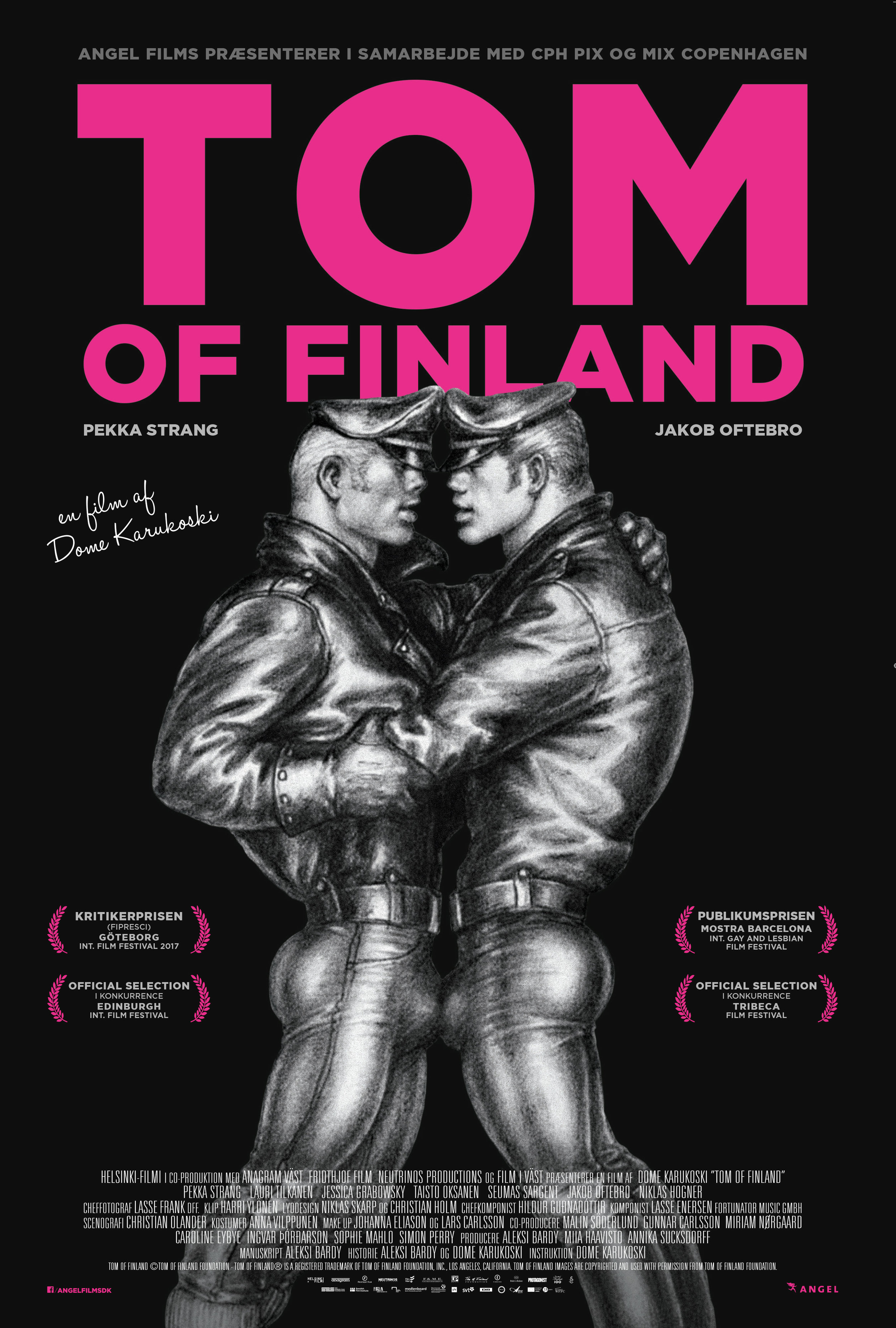 Tom of Finland plakat