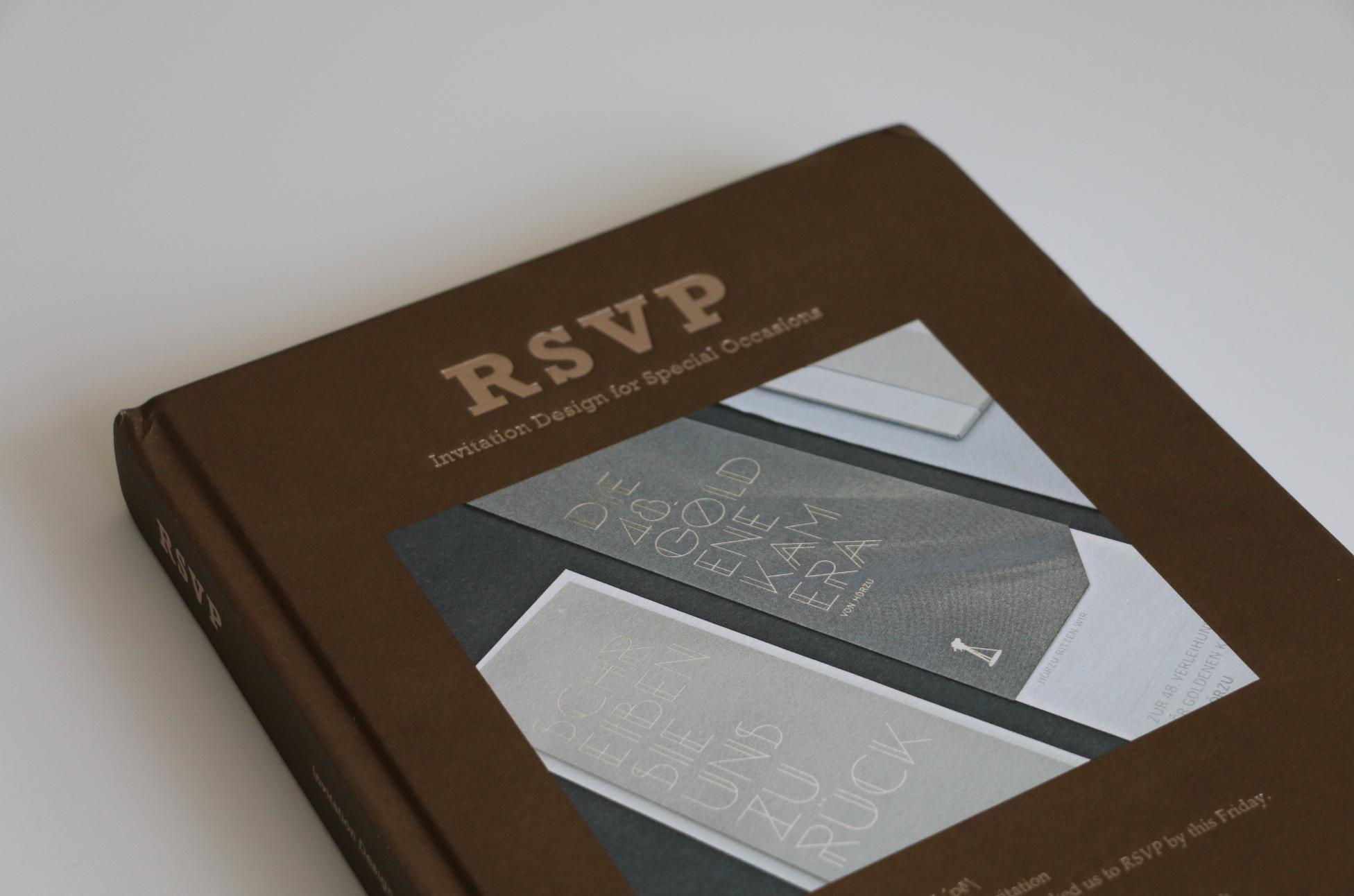 RSVP  .  Sandu Publishing, China.