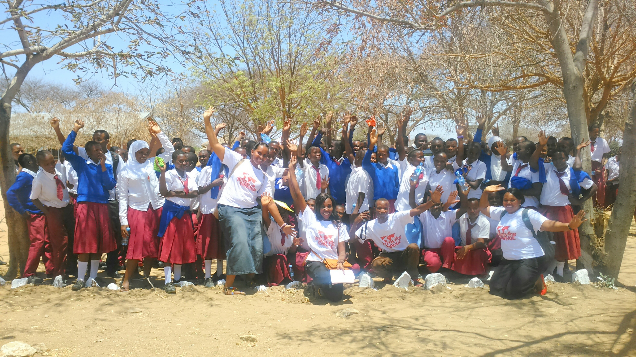 In a Group Photo with Students from Kilimatinde Secondary School at Singida rural.JPG