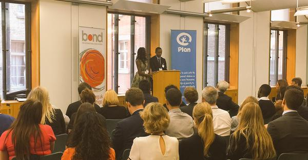 Petrider and Nahom speak to decision makers London.