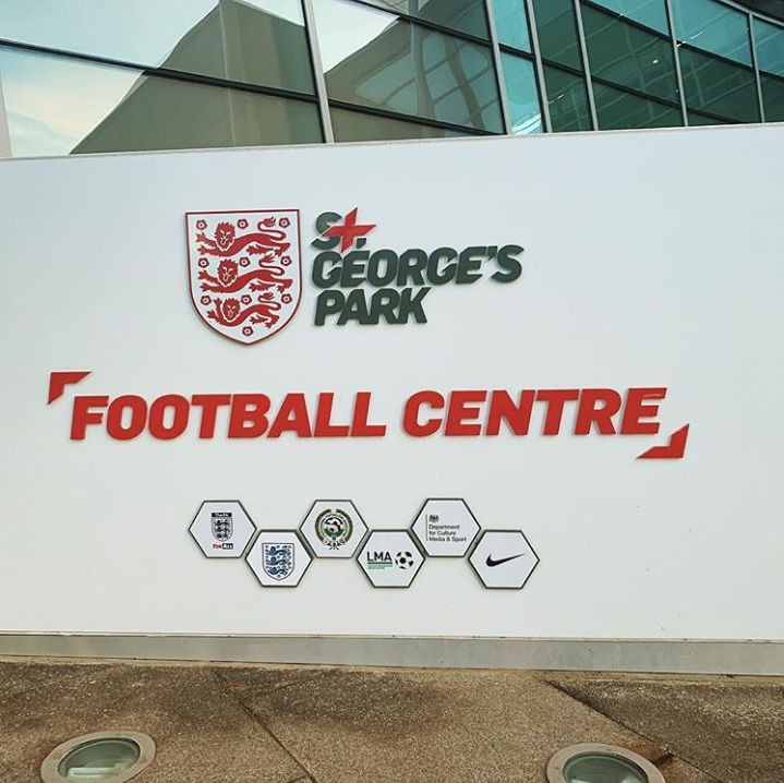 St George's Park played host to the latest UEFA U16 Development Tournament