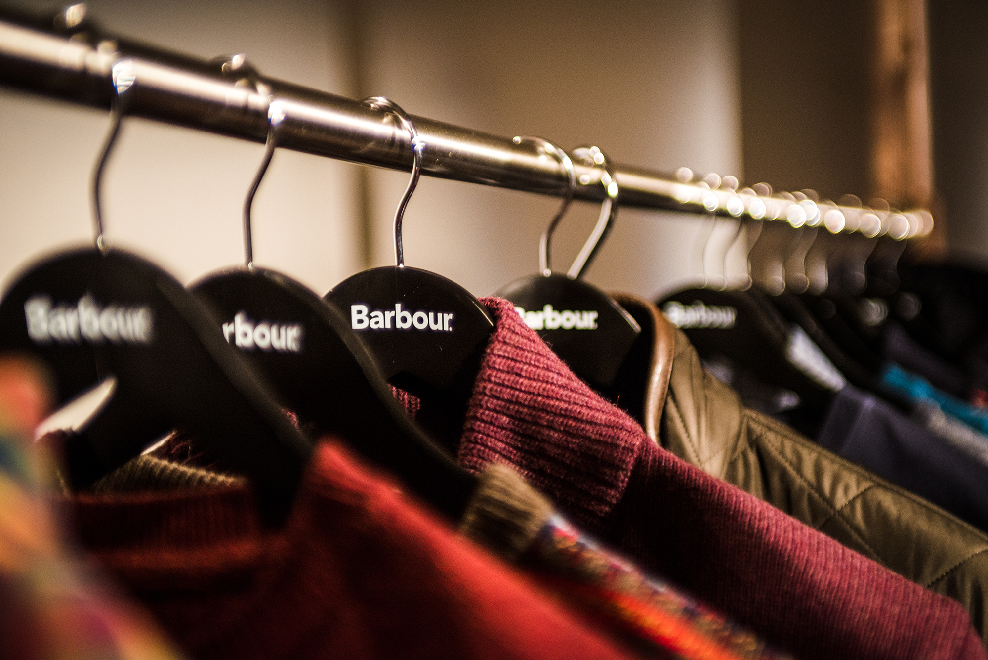 Barbour - LC:M AW15