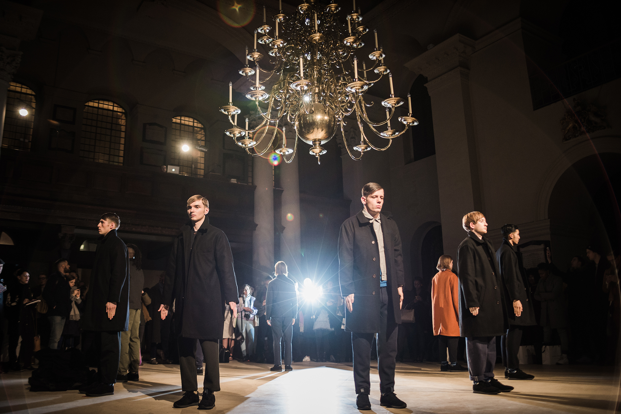 Universal Works - LC:M AW15
