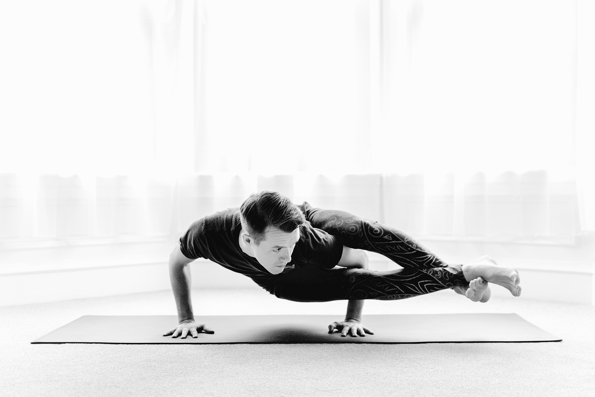 Ross McAlpine - Forrest Yoga Teacher