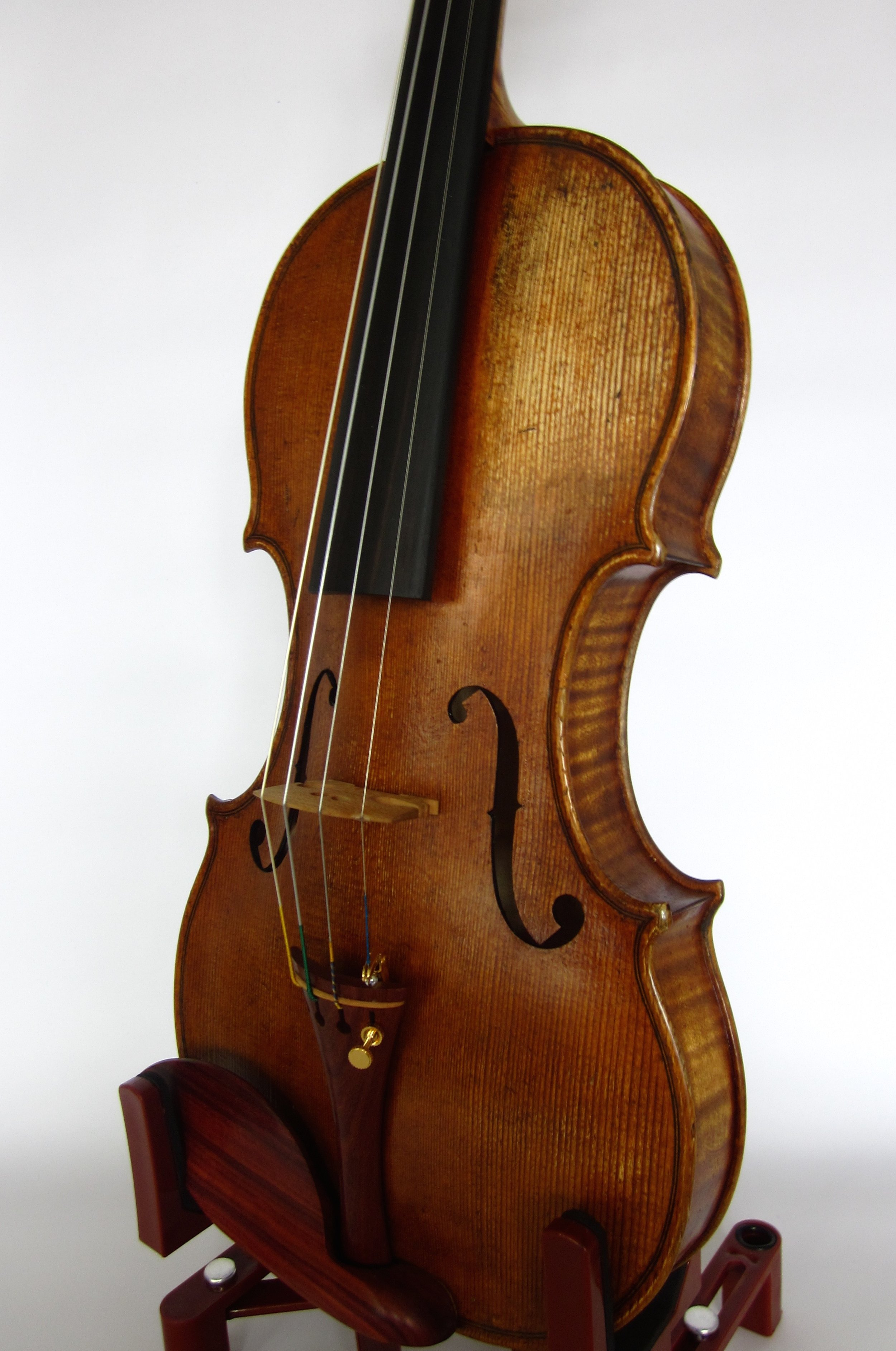 Guarneri del Gesu model violin-2016