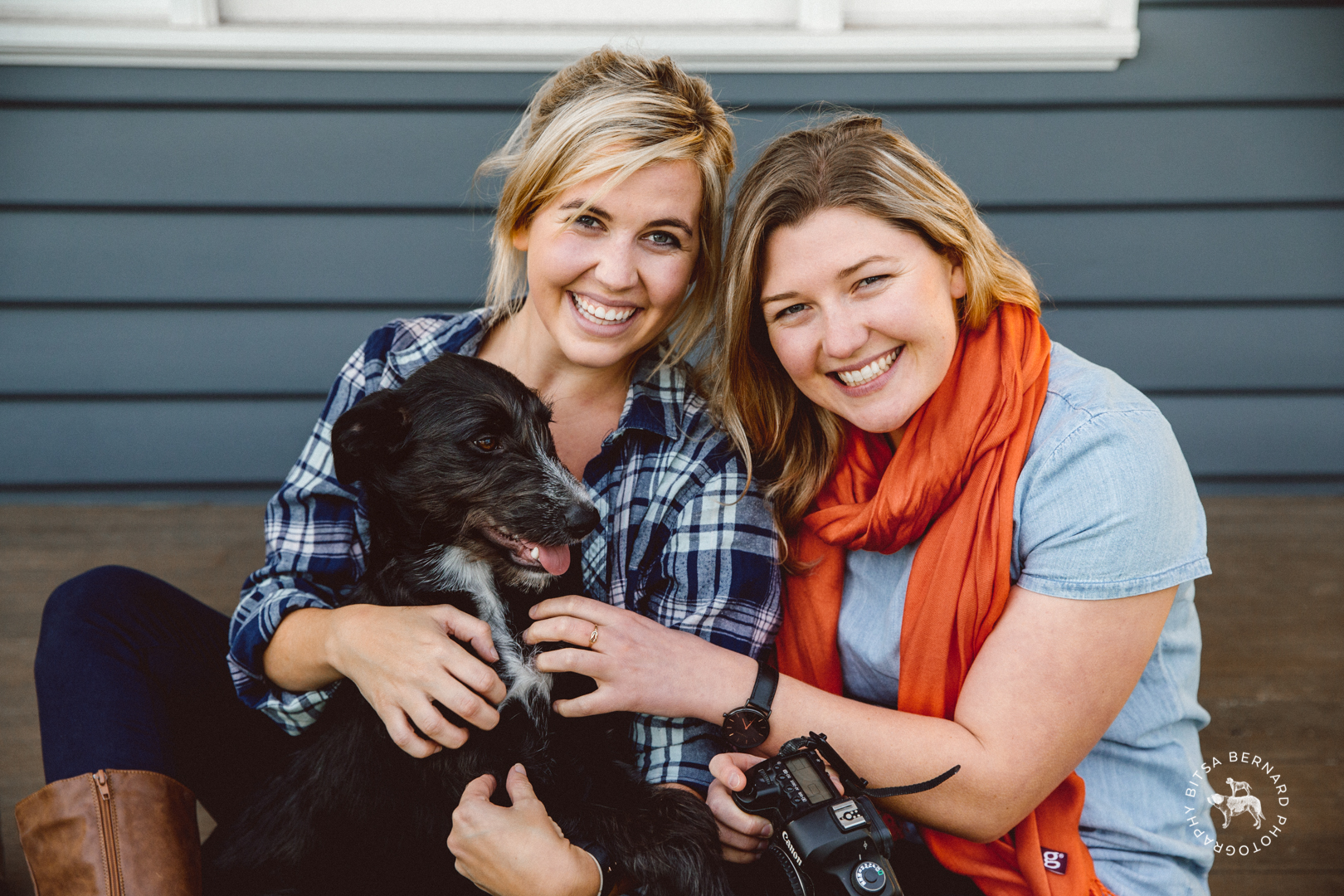 Caitlin & Kirstie - Co-hosts of The Pet Photographers Club Podcast