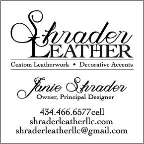P.O. Box 1600, Gordonsville, VA 22942     Please email for shipping address