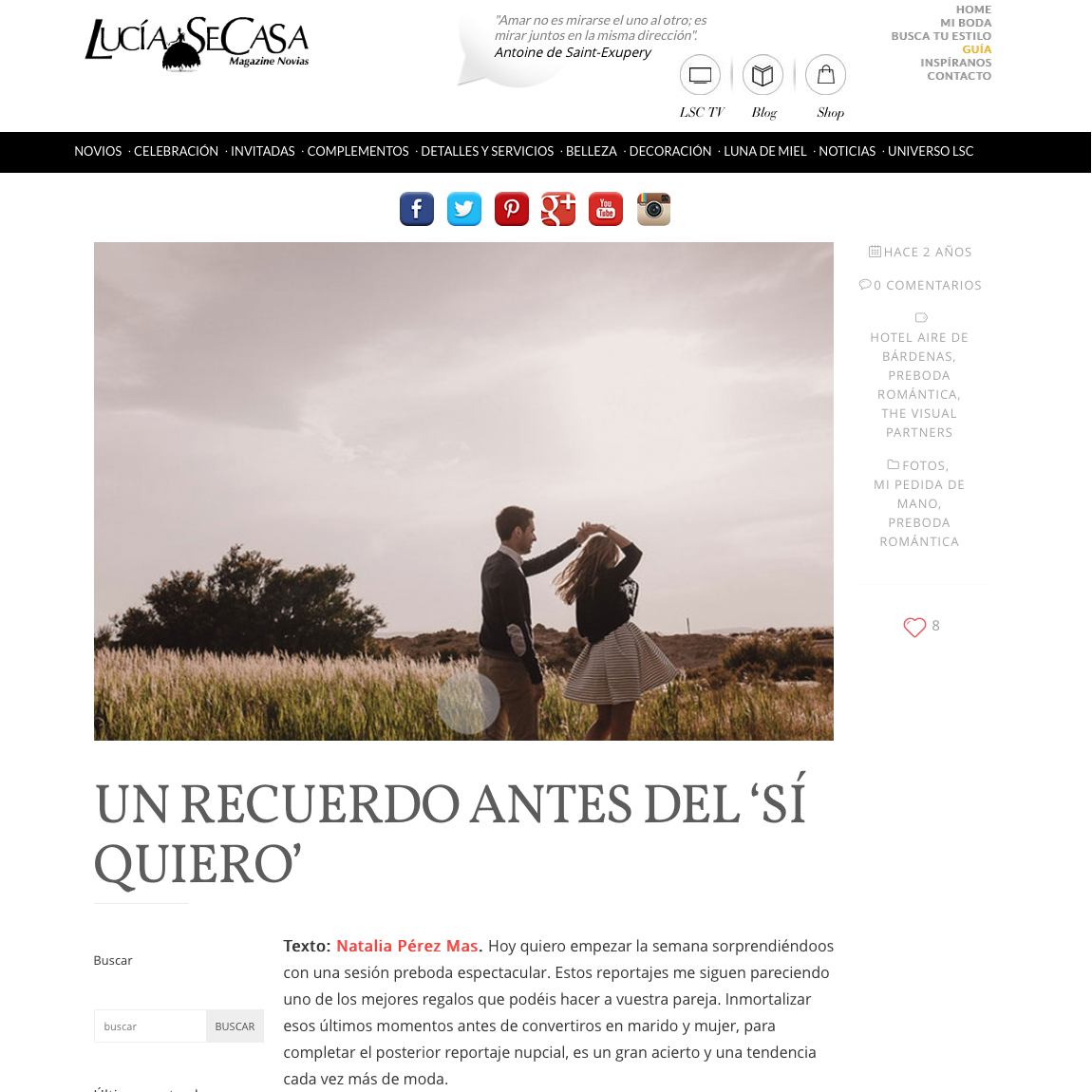 Lucía Se Lucía Se Casa