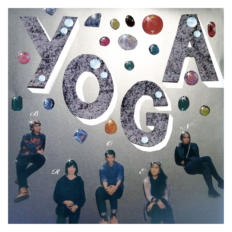 Broen - Yoga EP