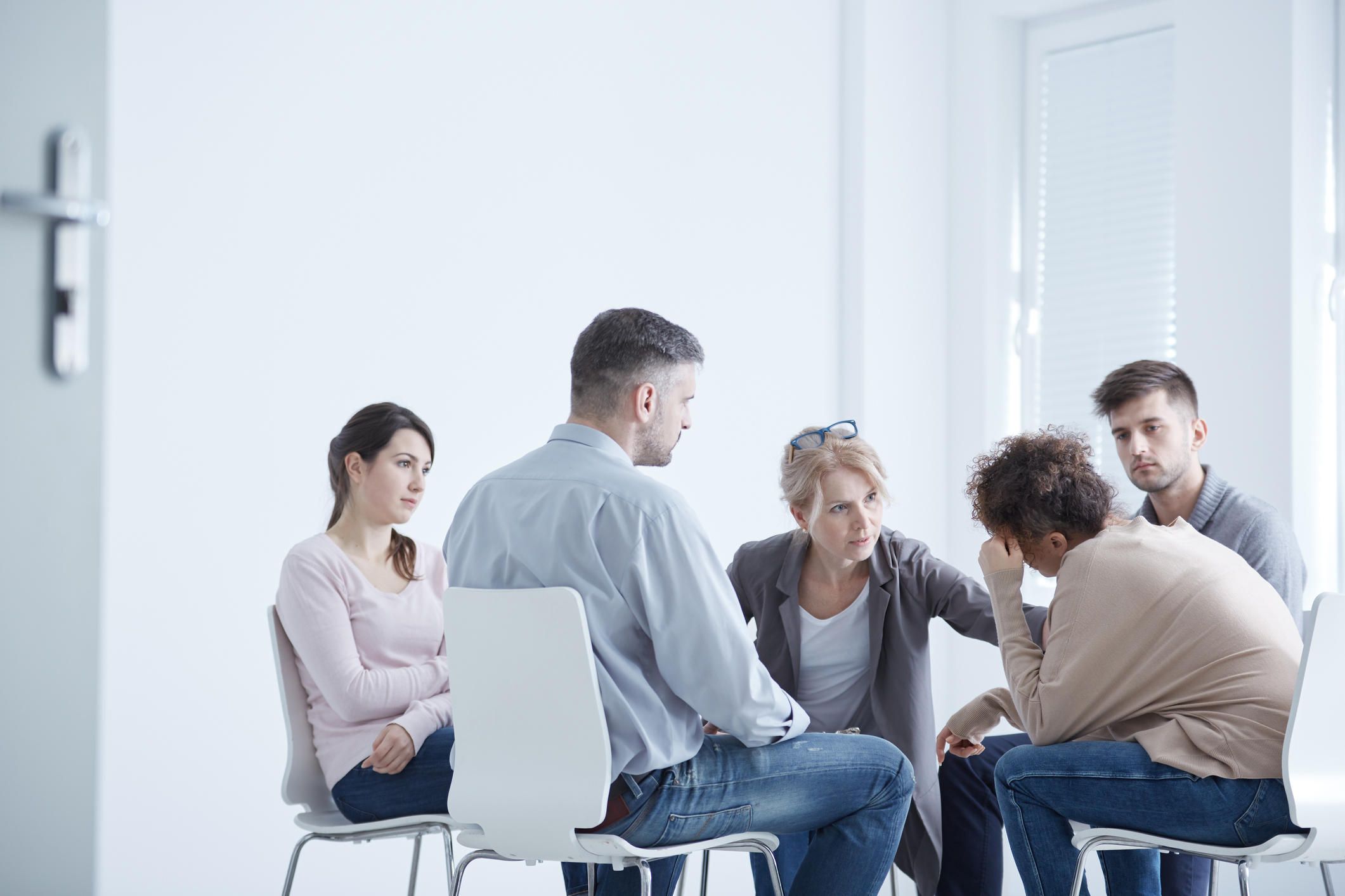 """Group Supervision - Group Supervision can be defined as """"Communication between two or more staff, intended to enhance performance and effectiveness in carrying out the requirements of their post."""" A supervision group is a chance to reflect with others in a confidential space.The purpose of the group is not to tell other people what to do, nor is it group therapy, but can become a really supportive and healthy place for professionals and/or staff members to offload, create a shared understanding and enhance emotional wellbeing."""